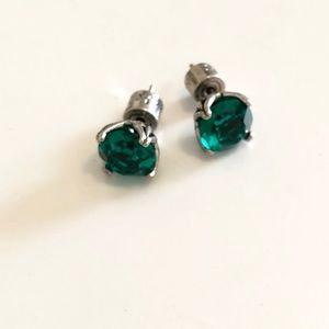 Chloe + Isabel Birthstone Studs - Emerald